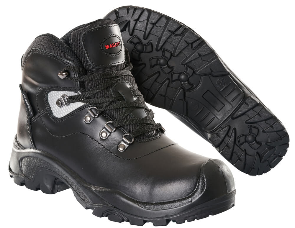 F0220-902-09 Botas de seguridad - negro
