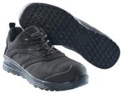 F0250-909-0909 Zapatos de seguridad - negro/negro