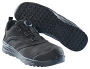 F0251-909-0909 Zapatos de seguridad - negro/negro