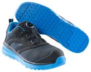 F0251-909-0911 Zapatos de seguridad - negro/azul real