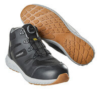 F0302-946-09 Botas de seguridad - negro