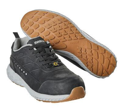 F0303-901-09 Zapatos de seguridad - negro