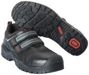 F0456-902-09 Zapatos de seguridad - negro