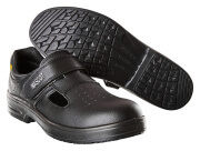 F0801-906-06 Sandalias de seguridad - blanco