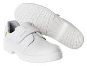 F0802-906-06 Zapatos de seguridad - blanco