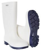 F0851-703-06 Botas de seguridad de PU - blanco